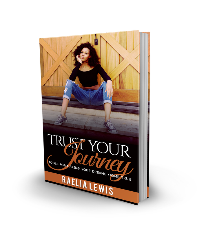 "The inspiration behind ""Trust Your Journey."""