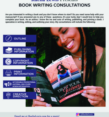 Book Writing Consultation